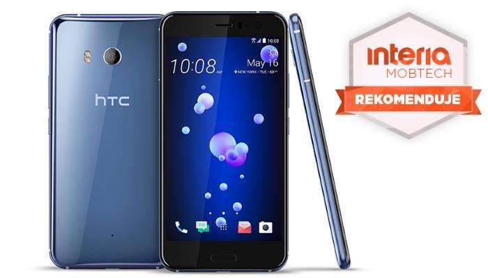 HTC U11 otrzymuje rekomendację serwisu Mobtech Interia /INTERIA.PL