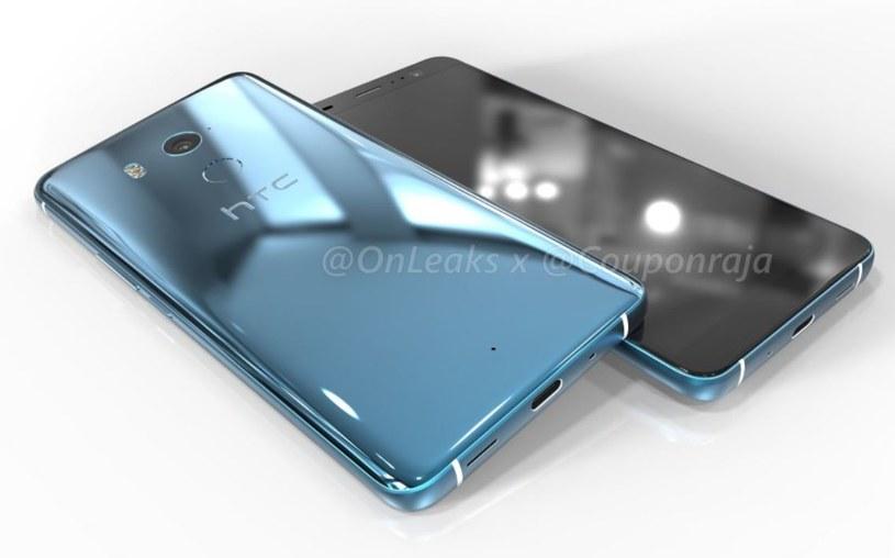 HTC U11 Plus zadebiutuje na początku listopada /OnLeaks /Internet