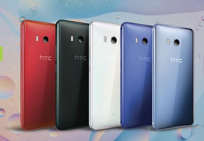 HTC U11 to najnowszy model tajwańskiej firmy /materiały prasowe