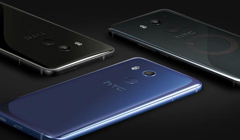 HTC U11+ wygląda zaskakująco ciekawie /materiały prasowe