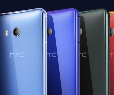 HTC U11 z 6 GB RAM-u na wybranych rynkach