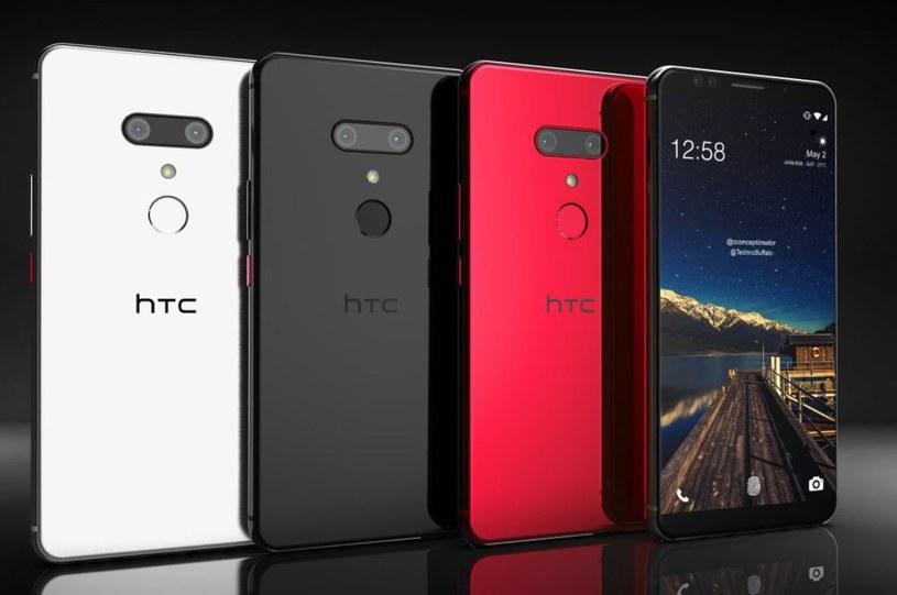 HTC U12+ ma być wyposażony w cztery aparaty /SlashGear /materiał zewnętrzny
