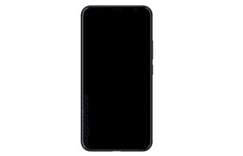 HTC U12 upodobni się stylistyką do iPhone'a X /SuggestPhone /Internet