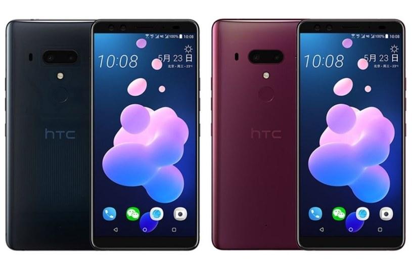 HTC U12+ zadebiutuje 23 maja /Twitter / Evan Blass /materiał zewnętrzny