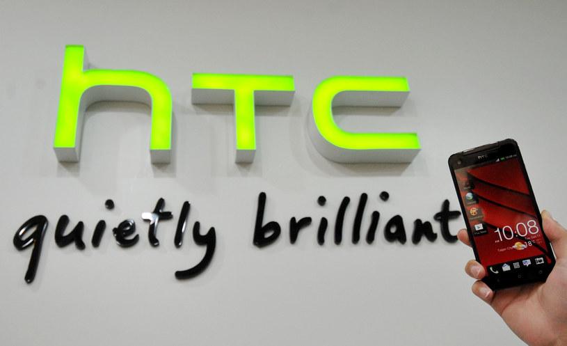 HTC w nowym smartfonie ma postawić na znacznie ulepszone aparaty. /AFP