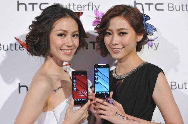 HTC wypadł poza pierwszą dziesiątkę /AFP