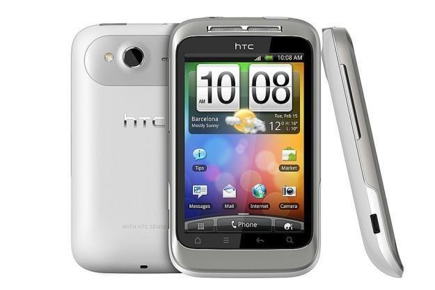 HTC wypuści następcę udanego Wildfire S /materiały prasowe
