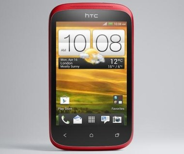 HTC zaprezentował następcę Wildfire S