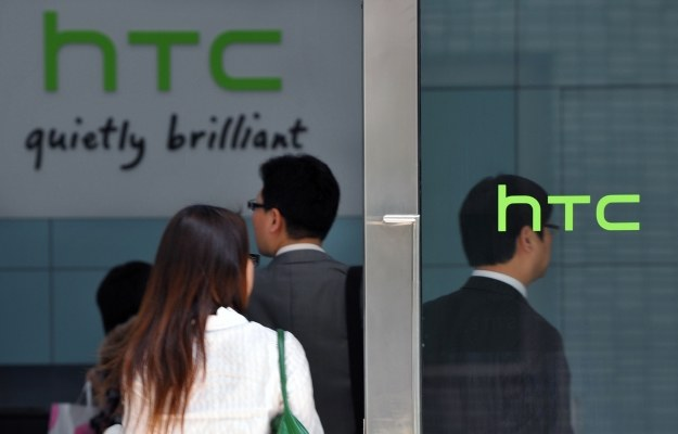 HTC /AFP