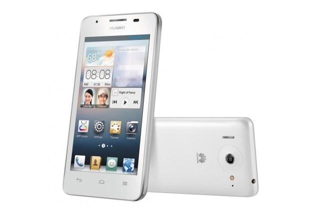 Huawei Ascend G510 /materiały prasowe