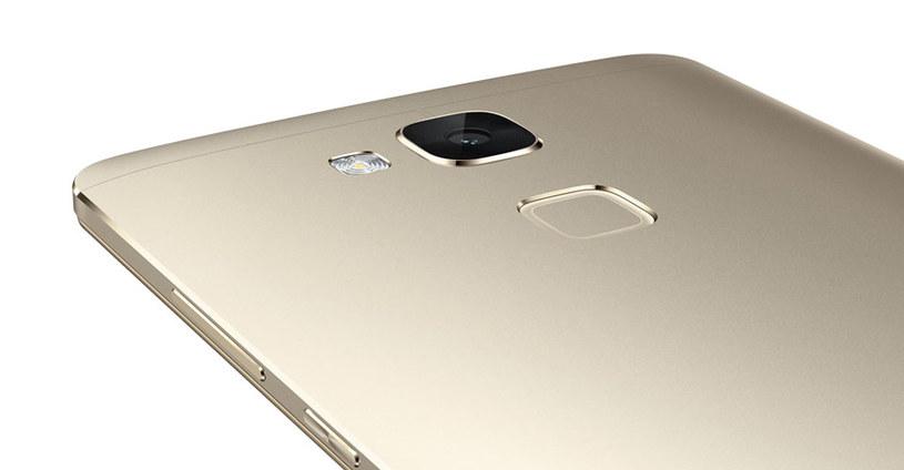 Huawei Ascend Mate 7 /materiały prasowe