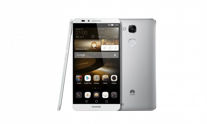 Huawei Ascend Mate7 /materiały prasowe