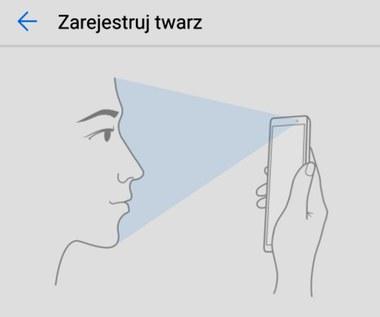 Huawei Mate 10 lite - aktualizacja umożliwia Face Unlock