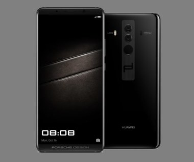 Huawei Mate 10 Porsche Design debiutuje na polskim rynku