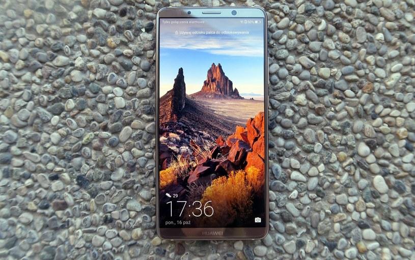 Huawei Mate 10 Pro /INTERIA.PL