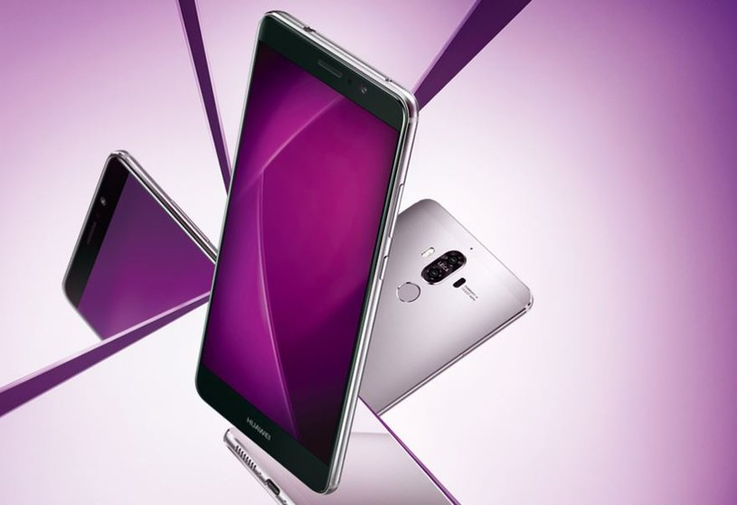 Huawei Mate 9 Pro kosztuje w Polsce 3699 złotych /materiały prasowe