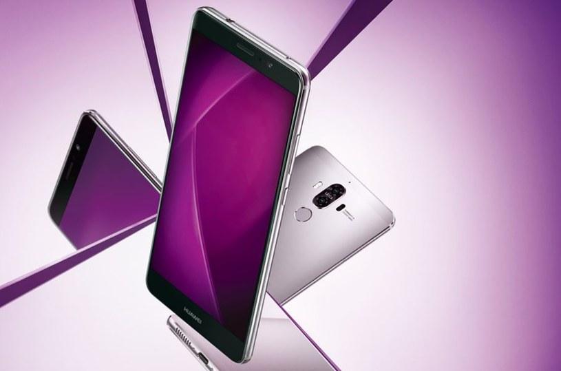 Huawei Mate 9 został zaprezentowany w listopadzie ubiegłego roku /materiały prasowe