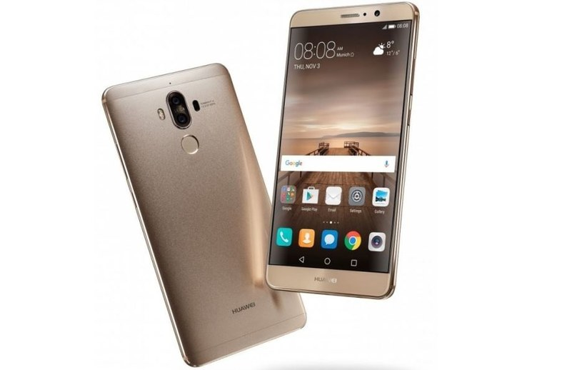Huawei Mate 9 /materiały prasowe