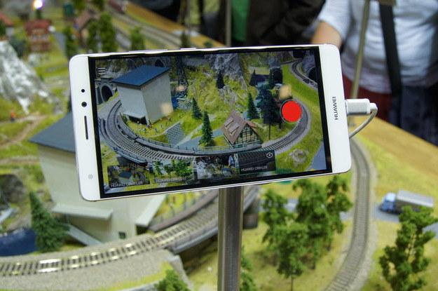 Huawei Mate S /INTERIA.PL