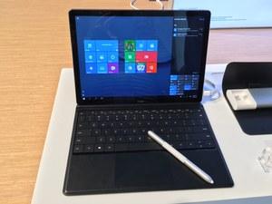 Huawei MateBook - pierwsze wrażenia z MWC 2016