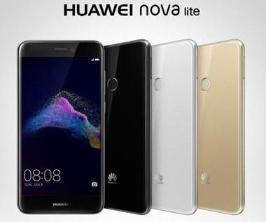 Huawei Nova Lite zaprezentowany