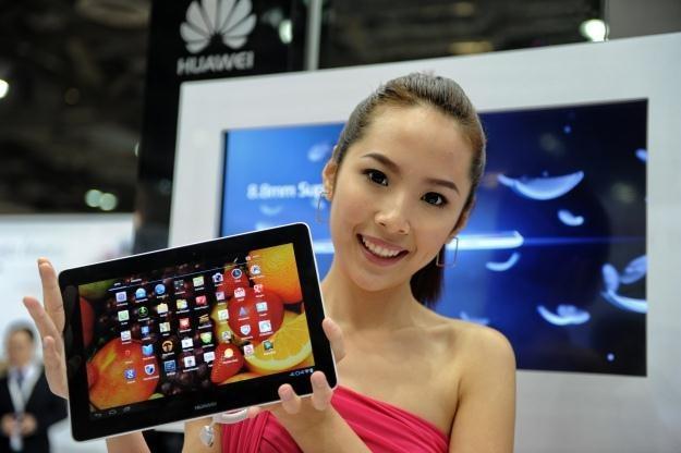 Huawei odświeża swój interfejs /AFP