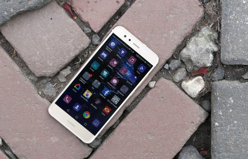 Huawei P10 Lite /INTERIA.PL