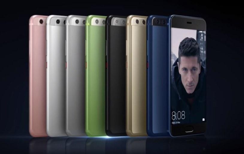 Huawei P10 ma różne wersje? /materiały prasowe