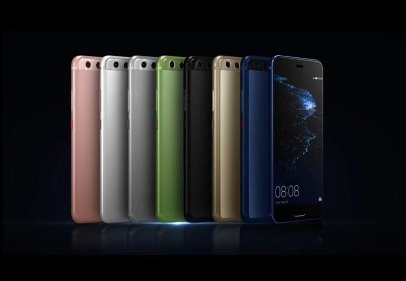 Huawei P10 /materiały prasowe