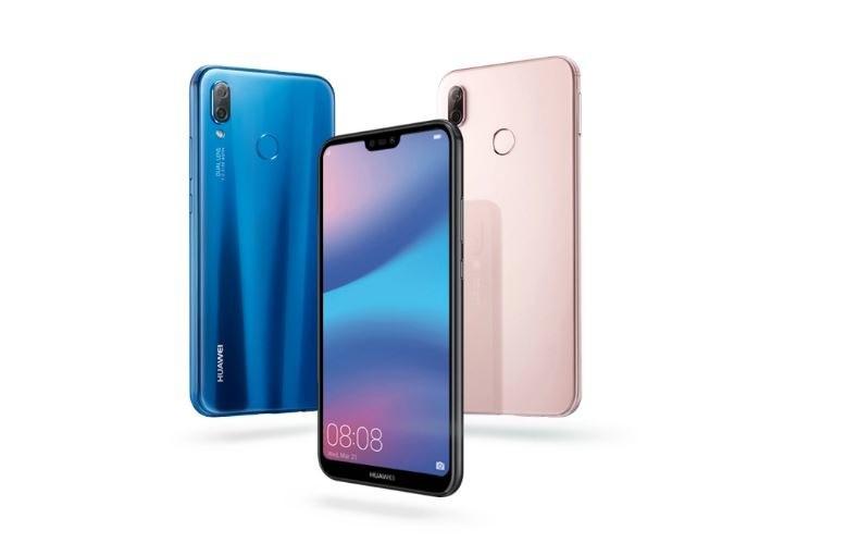 Huawei P20 Lite jest podobny do iPhone'a X /materiały prasowe