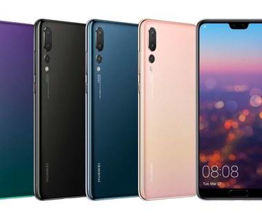 Huawei P20 Pro i Huawei P20 - fotografia mobilna ze wsparciem AI