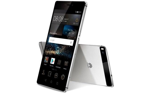 Huawei P8 /materiały prasowe