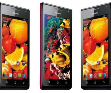 Huawei: Pierwszy smartfon z Windows Phone 8