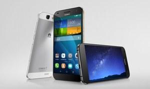 Huawei prezentuje smartfona Ascend G7