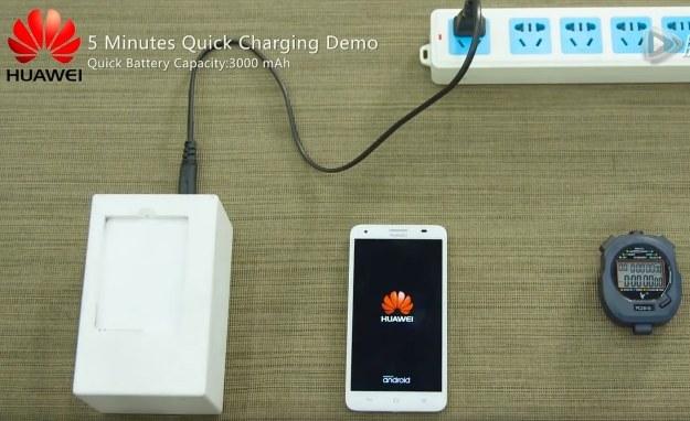 Huawei rozwiąże problemy z bateriami? /materiały prasowe
