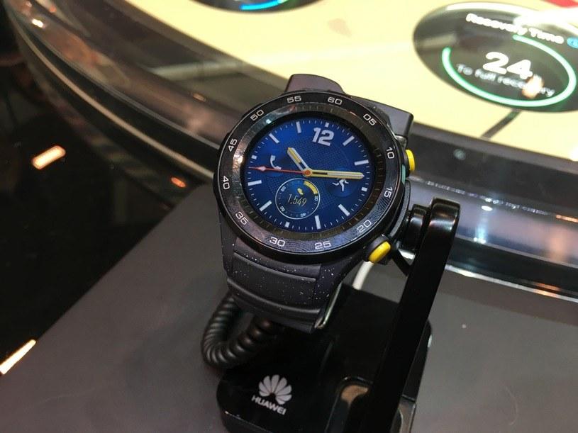 Huawei Watch 2 /INTERIA.PL