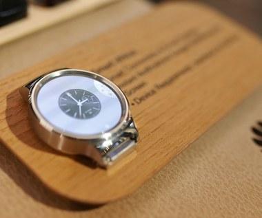 Huawei Watch - polska premiera inteligentnego zegarka