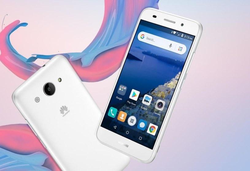 Huawei Y3 2018 najprawdopodobniej nie trafi do Europy /materiały prasowe