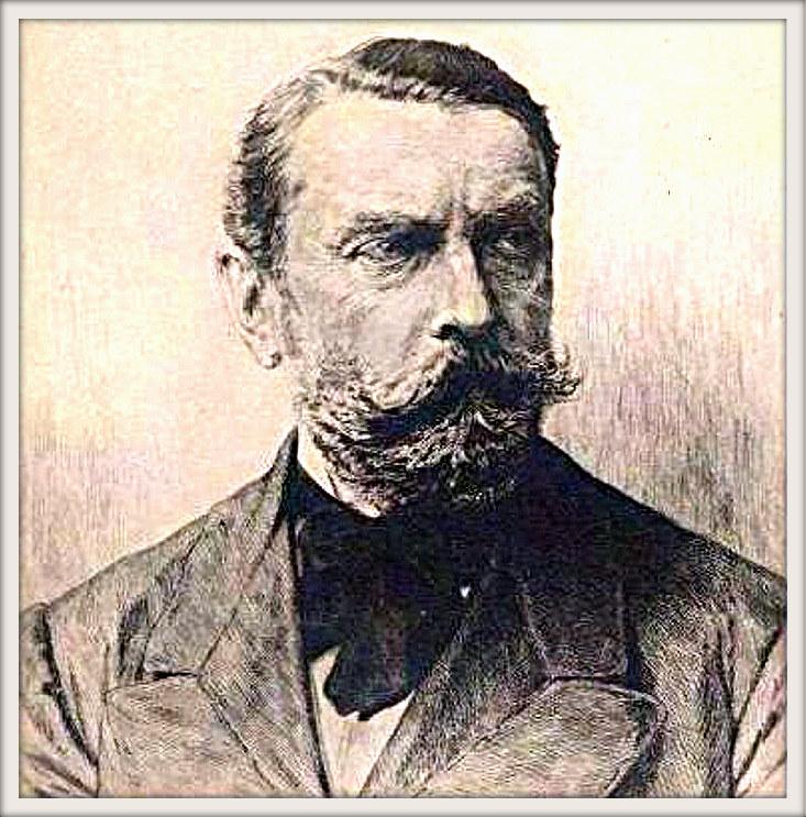 Hubert Gustav von Tiele-Winckler/Źródło: www.rathay-biographien.de /Odkrywca