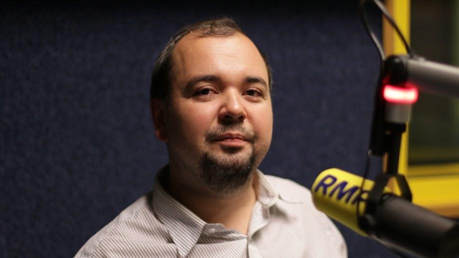 Hubert Kozieł /RMF FM /RMF FM