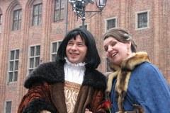 Huczne urodziny Mikołaja Kopernika