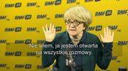 Huebner: Nie rozmawiałam ze Schetyną. Rezolucja o Polsce jest wołaniem o dialog