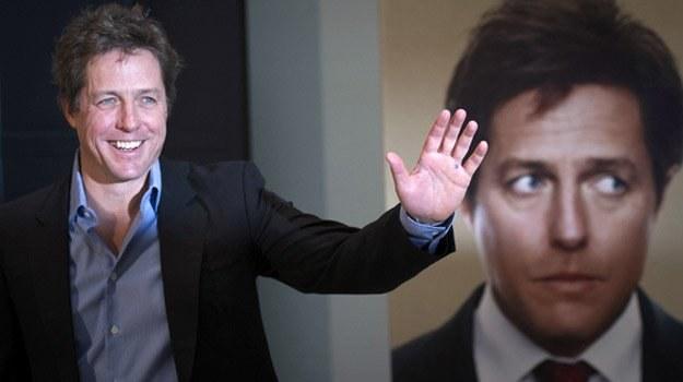 Hugh Grant - mężczyzna pełen sprzeczności? /AFP