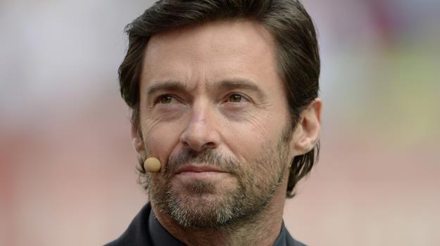 Hugh Jackman już zapuszcza do roli Czarnobrodego? / fot. Gareth Copley /Getty Images/Flash Press Media