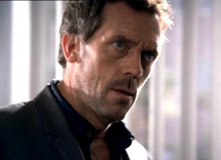 Hugh Laurie jako doktor House /