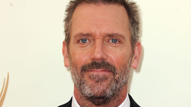 Hugh Laurie /Frazer Harison /Getty Images