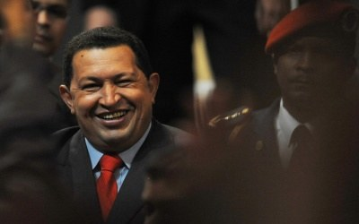 Hugo Chavez - zdjęcie /AFP