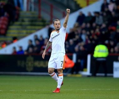 Hull City - Brentford FC 3-2. Gol Kamila Grosickiego