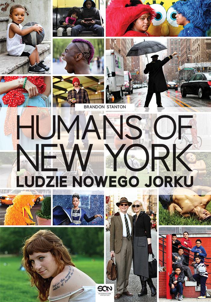 Humans of New York (Ludzie Nowego Jorku) /Wydawnictwo SQN