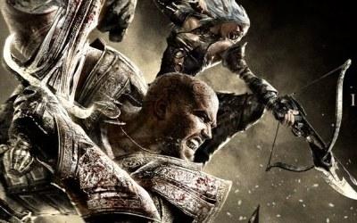 Hunted: The Demon's Forge - motyw graficzny /Informacja prasowa